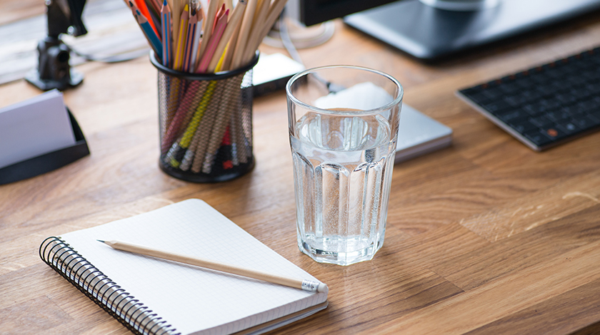 Hydration in the Workplace