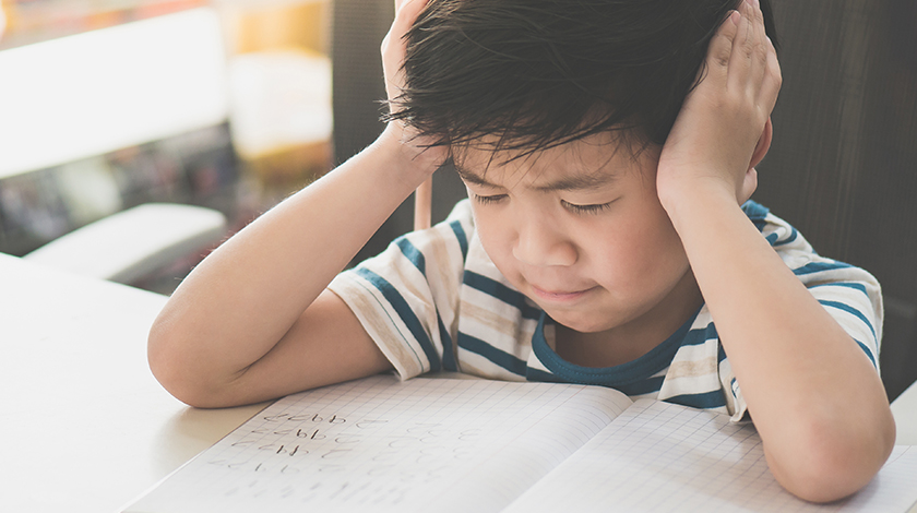 How to Identify the Signs of Stress in Children